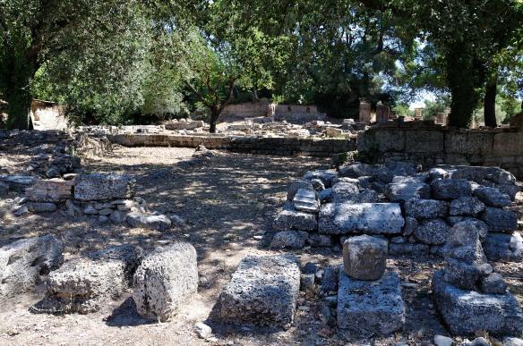 Prytaneion, Olympia