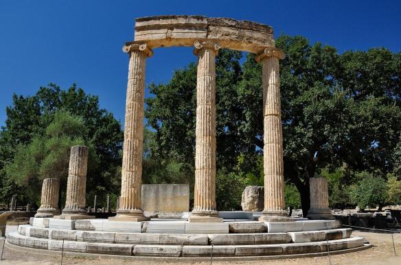 Phlippeion, Olympia