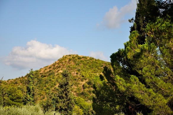 Hill of Kronos, Olympia