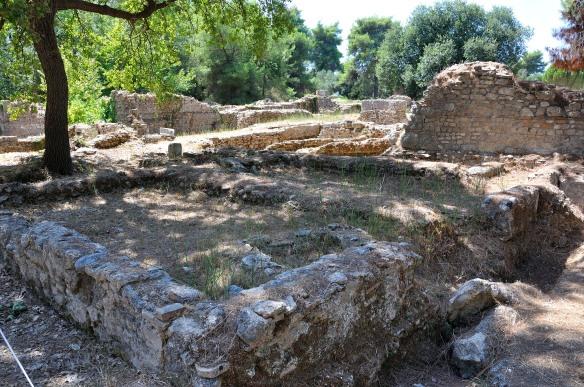 Nero's House, Olympia