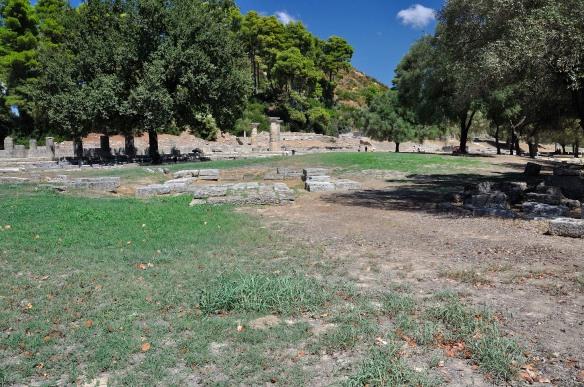 Pelopeia, Olympia