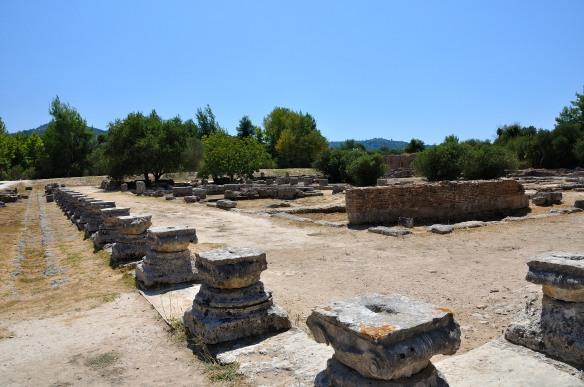 Leonidaion, Olympia