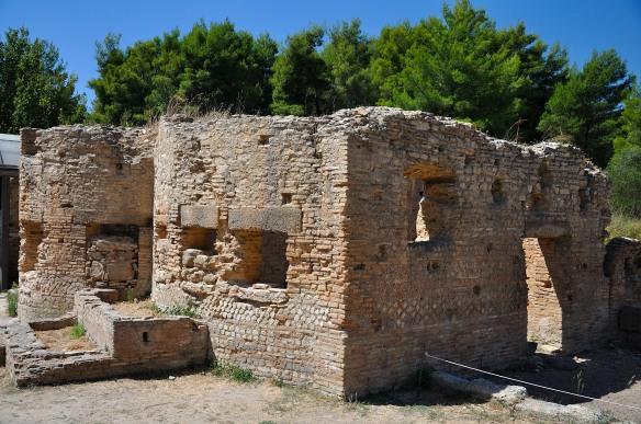 Greek Baths, Olympia