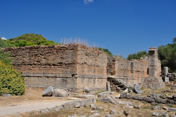 Workshop of Phidias, Olympia