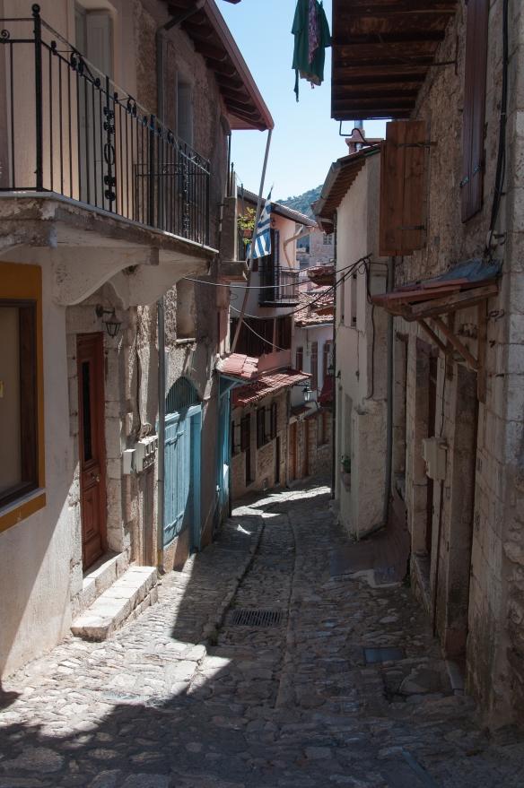 Alley in Dimitsana