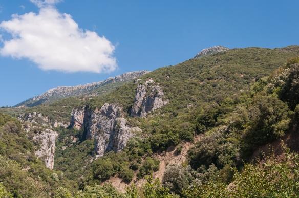 Prodromou Monastery, Lousios Gorge