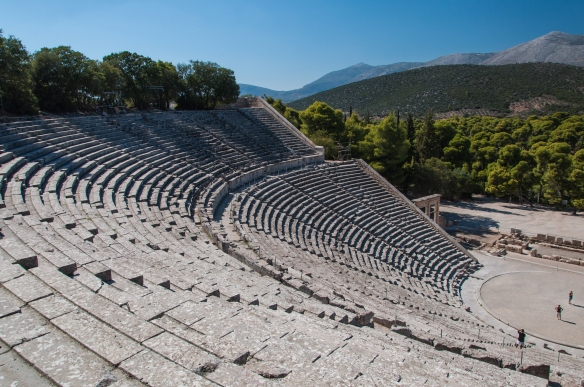 Theatre at Epidavros
