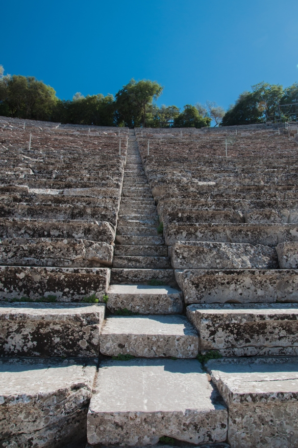 Theatre at Epidavros