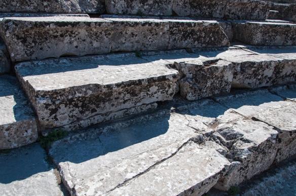 Theatre - stone seats