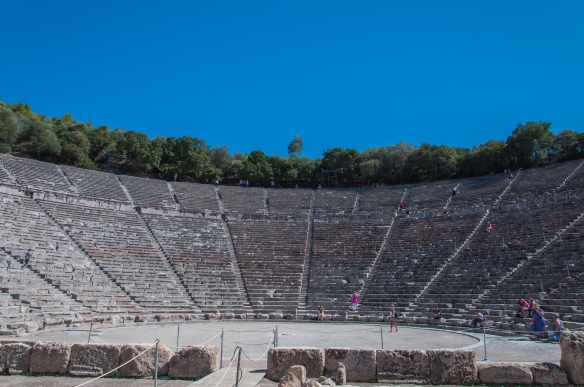 The Theatre at Epidavros
