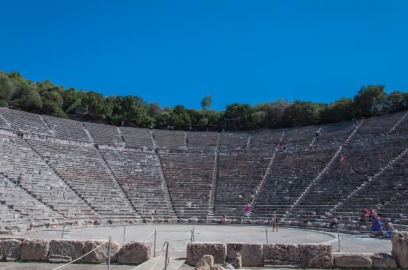 The Theatre at Epidavros