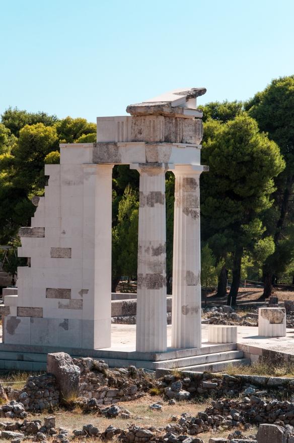 Asklipeio at Epidauros