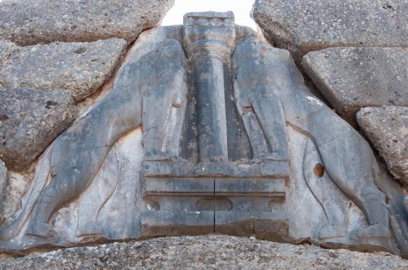 Mycenae - Lions' Gate
