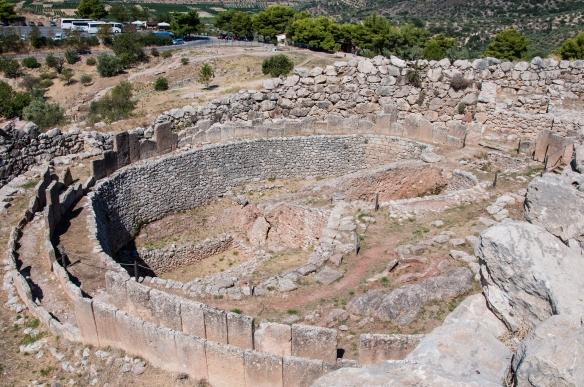 Mycenae - Grave Circle A