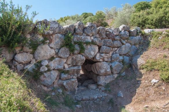 Mycenaean bridge_