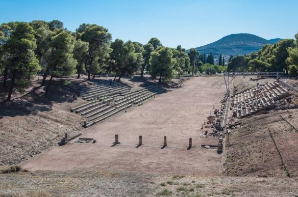 Stadium at Epidauros