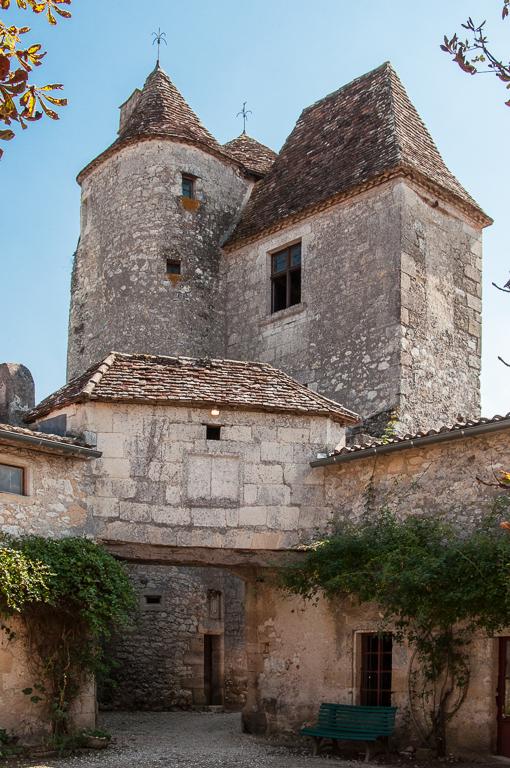 Montaigne's Tower-29