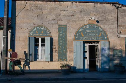 Bakery exterior