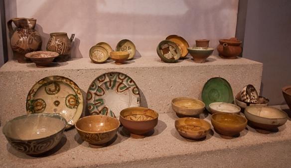 Byzantine tableware