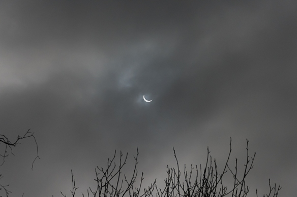 Solar eclipse-2