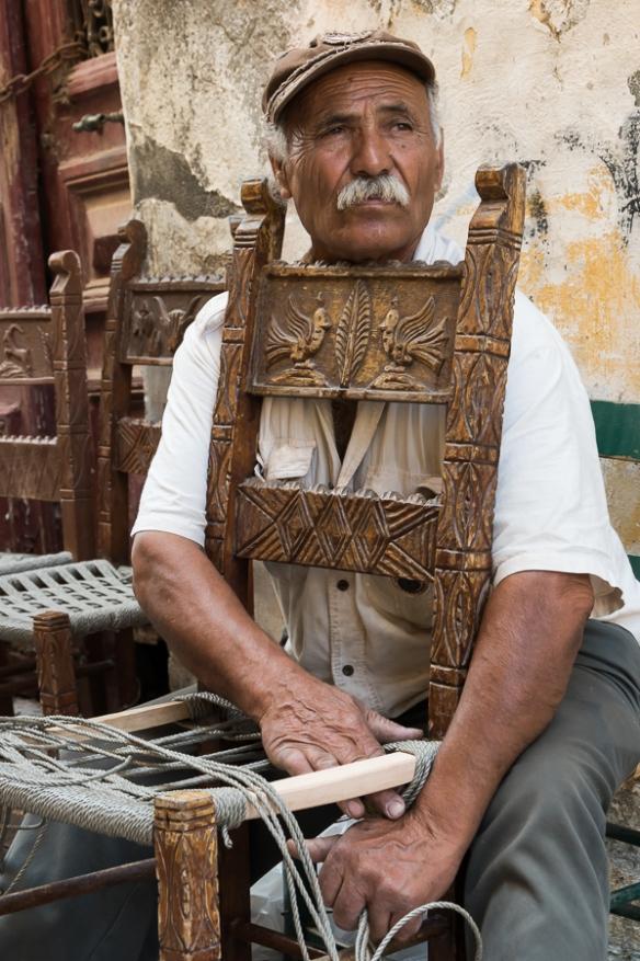 Chair repairer